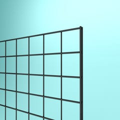 Portable Grid Panels - Black