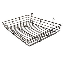 """1/4"""" Wire Basket Tray for Grid Panel"""