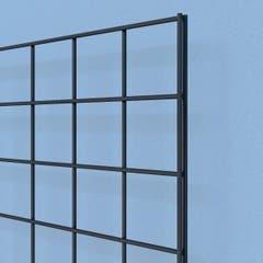 Grid Panels - Black