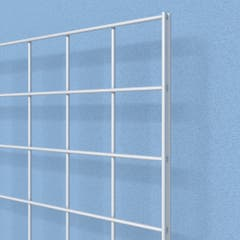 Grid Panels - White