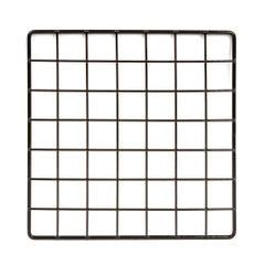 Grid Cubbie Panels - Black