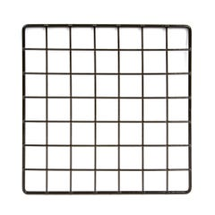 Grid Cubbie Panels - Black