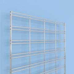 Slatgrid Panels - Chrome
