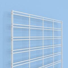 Slatgrid Panels - White