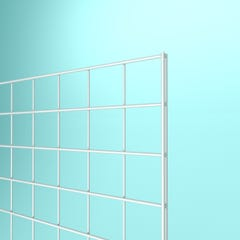 Portable Grid Panels - White